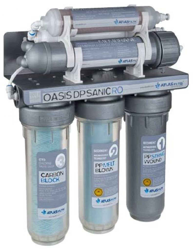 cd8db73e5ae Филтрираща система за питейна вода с обратна осмоза Atlas Filtri ...
