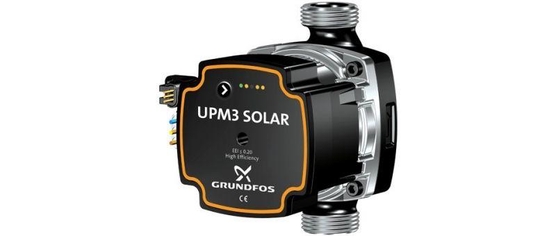 UPM3 SOLAR GRUNDFOS