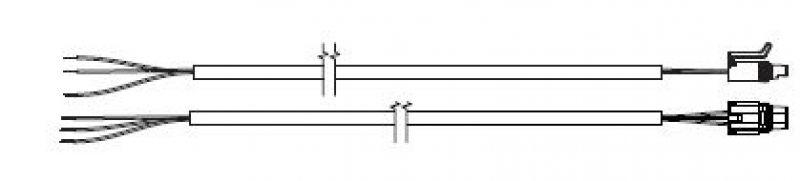 UPM3 SOLAR PWM cable