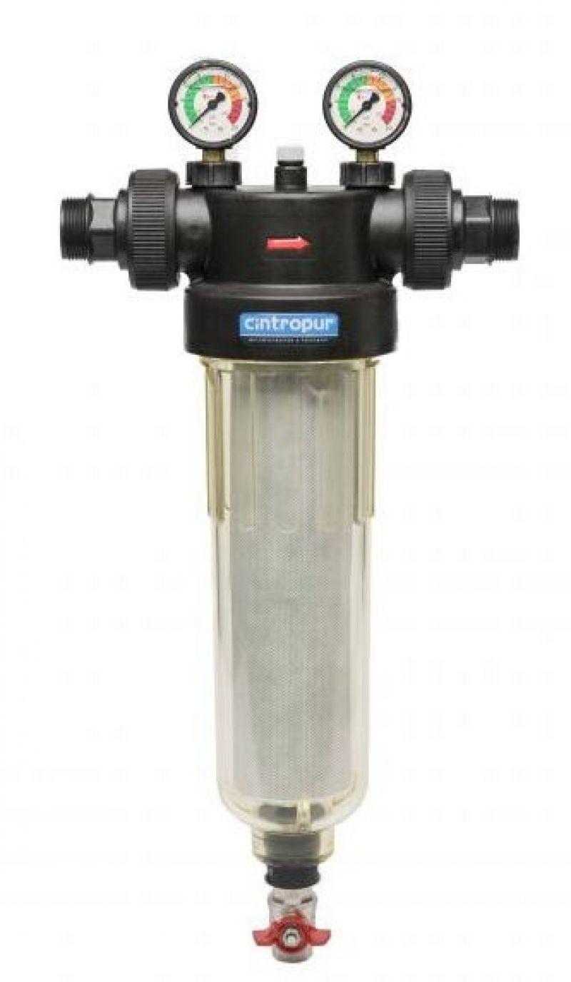 NW340 Cintropur филтър с префилтрация