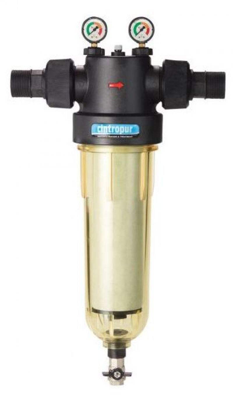 NW400 Cintropur филтър с префилтрация