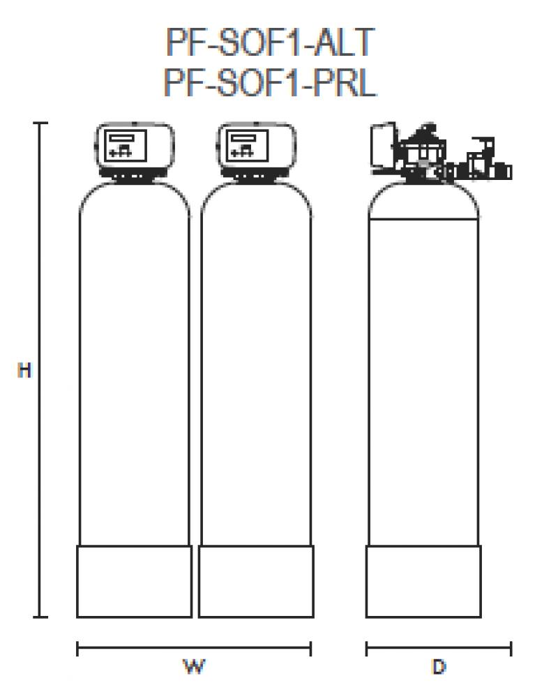 PF1 Duplex Size