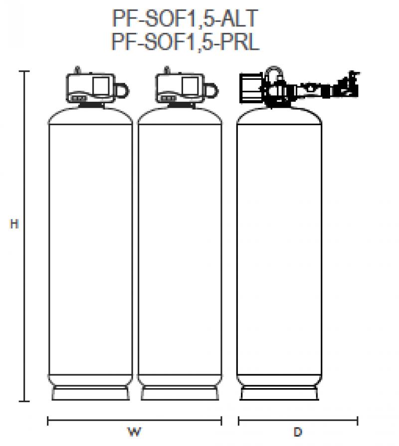 PF1.5 Duplex Size