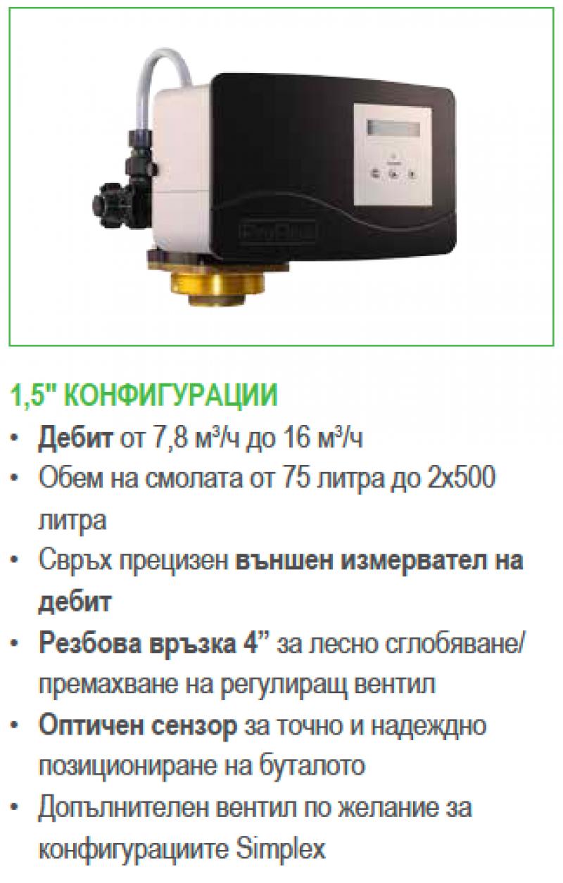 PF1.5 valve