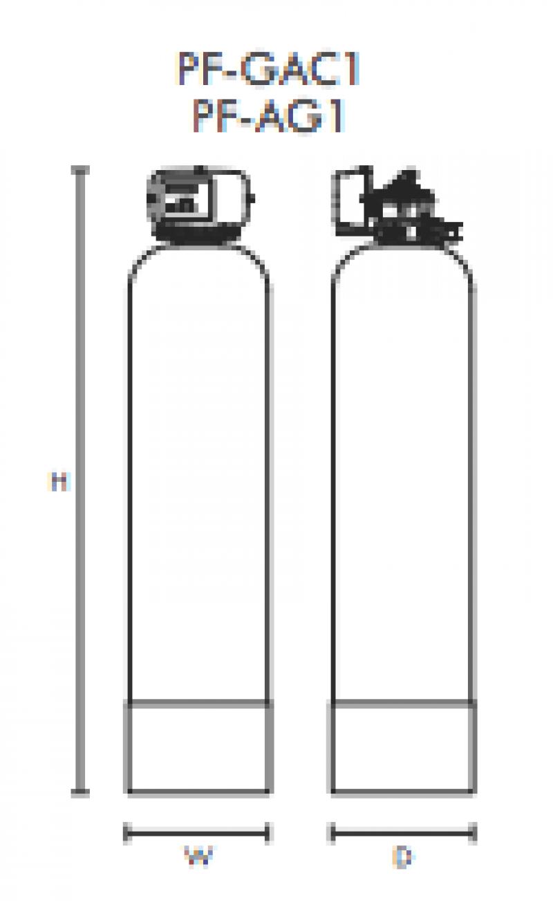 Proflow GAC AG 1 размери