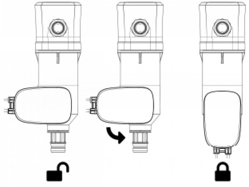 Softena POE-2 положения на мотора
