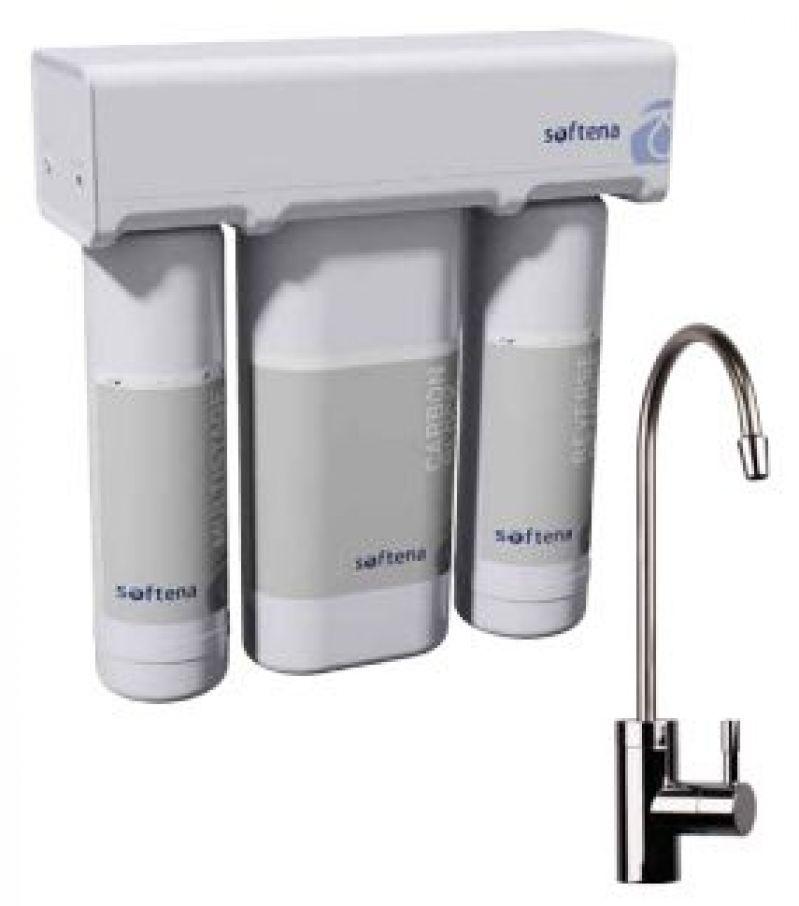 Softena RO филтър за питейна вода с обратна осмоза